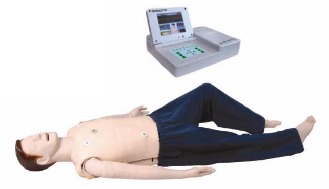 高级多功能急救训练模拟人GD/ALS10750+执行标准:美国心脏学会(AHA)2010国际心肺复苏(CPR)&心血管急救(ECC)指南标准。