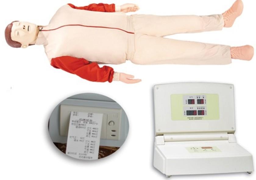 """高级电脑心肺复苏模拟人JY/CPR380超新一代""""JY""""系列心肺复苏模拟人:国家卫生部、中华医学会、中国工程师协会、中国红十字会制定推荐使用产品心肺复苏术,国际用语:Cardiopulmonary Resuscitation。"""