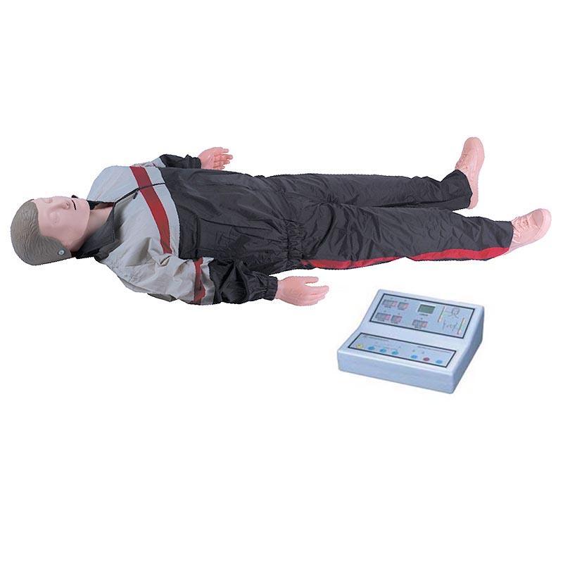 高级全自动电脑心肺复苏模拟人JY/CPR400-佳悦公司专业医学模型制造商