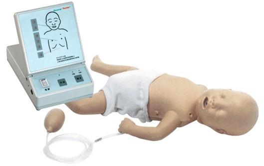 医学教学模型 新生儿窒息复苏