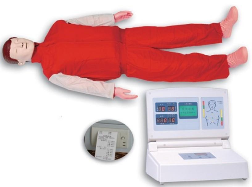 """超新一代""""JY""""系列心肺复苏模拟人:国家卫生部、中华医学会、中国工程师协会、中国红十字会制定推荐使用产品心肺复苏术,国际用语:Cardiopulmonary Resuscitation。"""