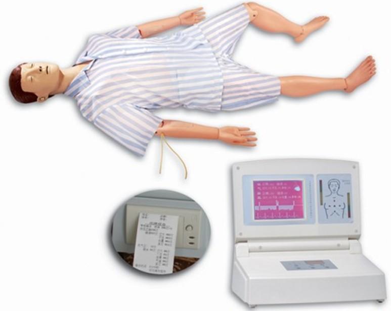 多功能急救护理训练模拟人JY/BLS800-找上海佳悦公司,专业医学模型生产厂家