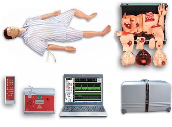 高级综合急救护理训练模拟人JY/ALS1200-佳悦公司专业医学模型生产厂家