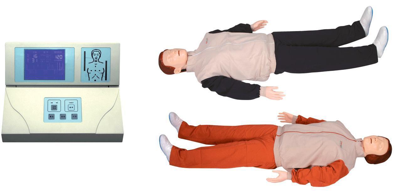 急救训练人体模型