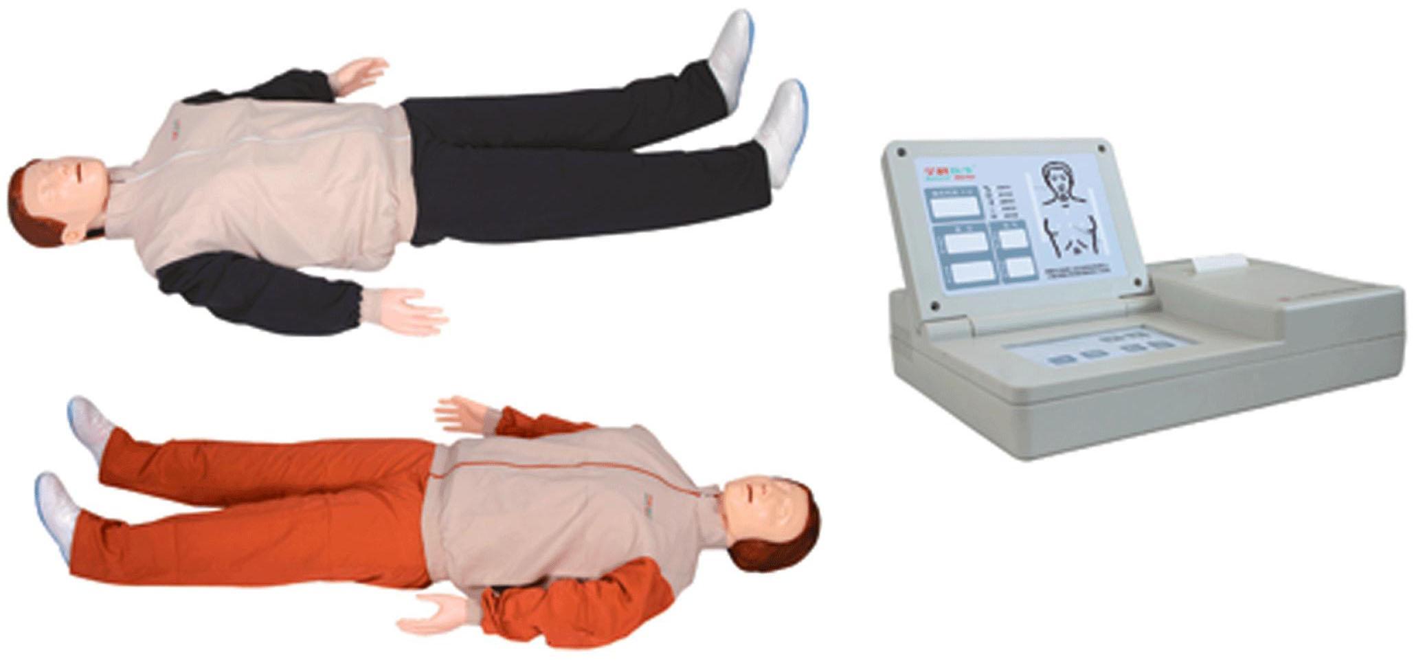 高级自动电脑心肺复苏模拟人本产品结合2010国际心肺复苏标准,产品功能全面升级,强化胸外按压的重要性,使用新一代材料,更加符合现实临床CPR操作要求。