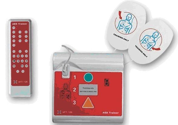 高级AED模拟除颤仪XFT-120C-上海佳悦公司,专业医学模型生产厂家