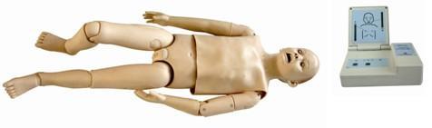 高级多功能儿童综合急救训练模拟人