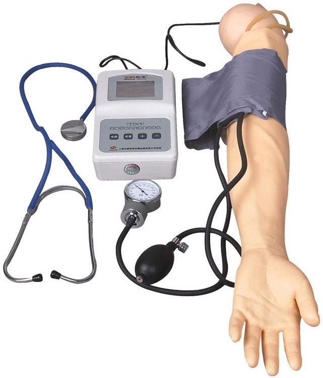 高级手臂血压测量训练模型GD/HS7