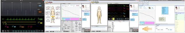 高智能数字化妇产科技能训练系统(计算机控制)GD/F56