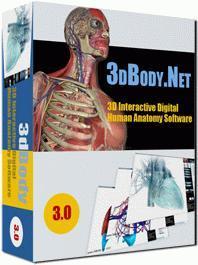 3D人体解剖全套软件商业版-上海佳悦公司:021-63283651 中国领先的医学教学模型设备制造厂家