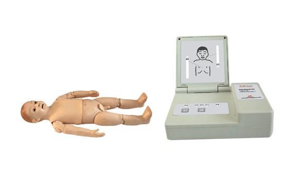 一岁儿童听诊模拟人GD/Z970+C